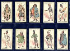 More details for player's characters from dickens - original 1923 set of 50
