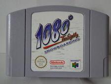N64 juego - 1080 snowboard (PAL) (módulo)