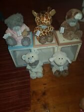 5 Me to you limited edition dress up bears
