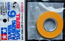 Tamiya 87033 Masking Tape 6mm Refill NIP