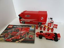 Lego Racers Ferrari Truck (8185) 100% Completo