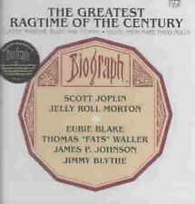 Jazz Ragtime Various Music CDs & DVDs