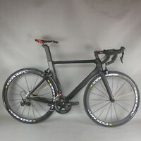 2021 NEW Aero Road carbon frame bicycle cycle R7000 Groupset complete bike TT-X2