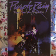 PRINCE & The Revolution - Purple Rain LP VINYL ALBUM Remastered Record 2015 FOIL