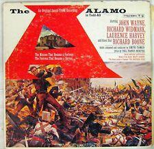 Alamo 33 tours John Wayne Richard Widmark