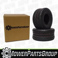 (2) 18x8.50-8 Turf Tires 4 Ply for Lawn Mower and Garden Tractor Tire 18x8.50x8