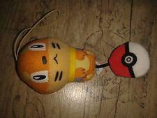 Pokemon Plüsch Figur Figuren Bamelin Schlüssel Anhänger Neu M