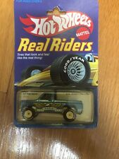 VINTAGE Hot Wheels NEW Chevy EAGLE blue, PICK-UP TRUCK 4X4