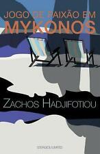 Livro Jogos de Paix by Zachos Hadjifotiou (Portuguese) Paperback Book Free Shipp