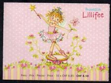 SWITZERLAND 2009 Princess Lillifee Booklet,Complete