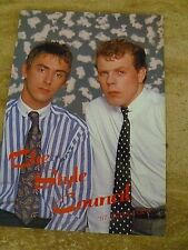 THE STYLE COUNCIL RARE ORIGINAL 1987 JAPAN TOUR, GLOSSY BOOKLET.