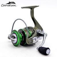CAMEKOON GA Series Spinning Reel Lightwight Ultra Smooth Freshwater Fishing Reel
