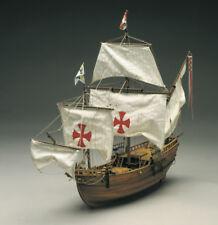 Mantua Models Pinta Caravel of Columbus Wooden Ship Kit 1:50 Scale