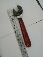 Vintage crescent adjustable wrench