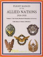 Pandis Flight Badges Allied Nations 1914-1918 Vol 1 - Deutsche Fliegerabzeichen