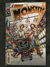 I Hunt Monters #6 - 2nd Series - Antartic Press - 2005 - Comic Book