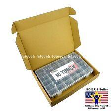 36value 1000pcs Electrolytic Capacitor Assortment Box Kit US Warehouse KITB0049
