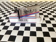 Japanese Schick Proline Blade For Feather Artist Club Professional Razor