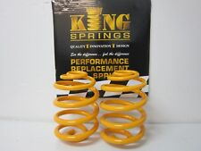 Ultralow Lowered Rear KING Springs to suit Commodore VU VY VZ Ute Models