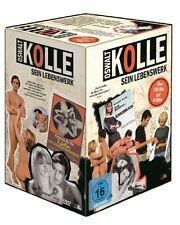 OSWALD KOLLE - SEIN LEBENSWERK 60er 70er Kultfilme Dokumentationen 8 DVD Box Neu