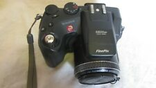 Fujifilm FinePix S Series S602 Zoom Digital Camera - Black & Silver