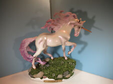 Trail Of Painted Ponies-Unicorn Magic Figurine-Light Up Base-New In Box