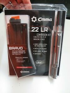 CMMG  22 LR Conversion Kit With 3 x 10 round Magazines