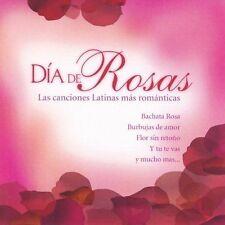 Emerson Ensamble : Día De Rosas Las Canciones Latinas Más R CD