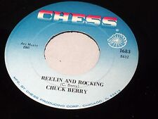 Chuck Berry:  Reelin' and Rocking / Sweet Little Sixteen    [Unplayed Copy]