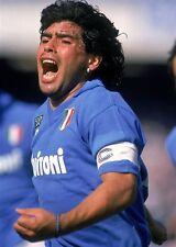 Poster Maradona Napoli Calcio cod 1067