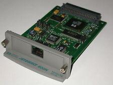 HP jetdirect 600N Print Server Fast Ethernet 10/100 TX J3113A Netzwerkkarte