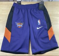 Nike Therma Flex NBA Phoenix Suns Showtime Shorts, AV1065-566, Men's Size 2XL