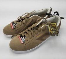 New Mens Airspeed Shoes Size 13 Heritage Edition Suede Genuine Leather Brown