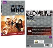 DR WHO 006 (1964) THE AZTECS Special Edition TV Doctor William Hartnell DVD sp