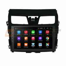 For Nissan Altima 2013-2018 Stereo Radio Android 10 MP5 Player Car GPS +Canbus