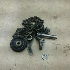 Honda 65 S S65 Engine tensioner Rollers 1965 HB591 WD