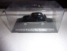 renault 5 das Auto VAN HEULIEZ 1979 altaya 1:43 neu in Originalverpackung