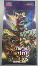 Cardfight Vanguard: The Raging Tactics Extra Booster 09 New Sealed Booster Box