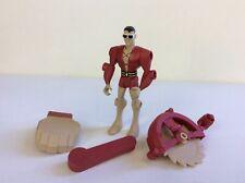 BATMAN Brave and the Bold BLADE FORCE PLASTIC MAN Figure, D.C Mattel Deluxe 2009
