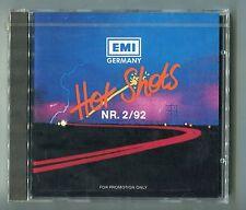 EMI Hot Shots CD-Promo 2/92 NEW SEALED Queen JETHRO TULL Tina Turner G. WILLIAMS