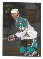 1996-97 Fleer Flair #59 Wayne Gretzky New York Rangers