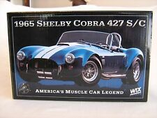 2007 Icons Wix Filters Series '65 Shelby Cobra 427 S/C 1/24