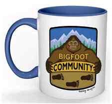 Bigfoot Community 11oz  Coffee Mug