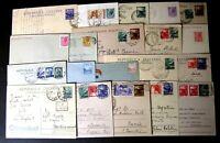 Repubblica - Cartoline Postali  - Lotto da 20  - perfette - 5 -
