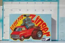 MPC ZINGERS! Little Red Dodge Truck Round 2 Models sealed kit