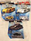 Hot Wheels Speed Machines Porsche Cayman S Carrera GT black white yellow choice