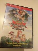 Dvd  Rugrats vacaciones salvajes  ( precintado nuevo )