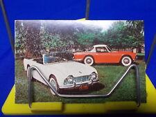 164) AK Postkarte Ansichtskarte The Triumph TR-4 A & L Motor Sales USA Neu