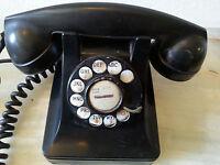 VINTAGE BELL SYSTEM WESTERN ELECTRIC F1 BAKELITE TELEPHONE