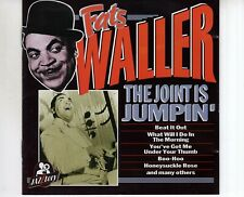 CD FATS WALLERthe joint is jumpinPORTUGAL EX+ (B3637)